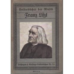 Franz Liszt (német nyelvű)