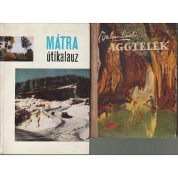 Földrazi- és utikönyvek (6 db.)