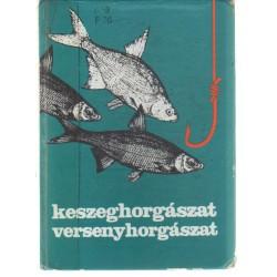 Horgászkönyvek (3 db.)