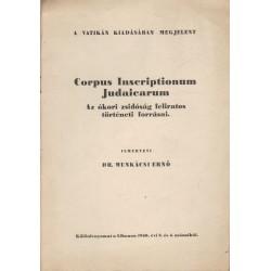 Corpus Inscriptionum Judaicarum