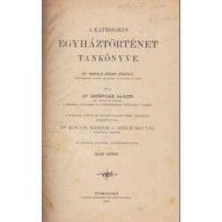 A katholikus egyháztörténet tankönyve