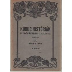 Kuruc históriák és egyéb történelmi elbeszélések