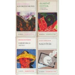 Európa zsebkönyvek sorozat 37 kötete egyben