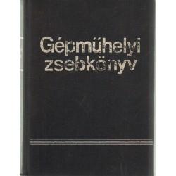 Gépműhelyi zsebkönyv