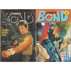 James Bond képregén 1-2. kötet