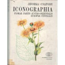 Iconographia - Közép-Európa délkeleti részének flórája képekben