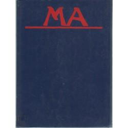 Ma. Aktivista folyóirat. 1916-1925(teljes)