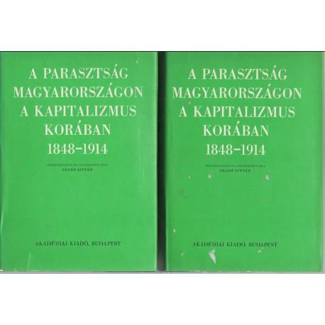 A parasztság Magyarországon a kapitalizmus korában 1848-1914