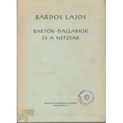 Bartók-dallamok és a népzene