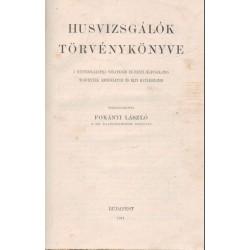 Husvizsgálók törvénykönyve