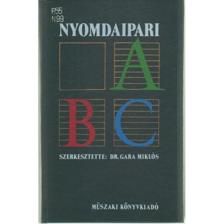 Nyomdaipari ABC