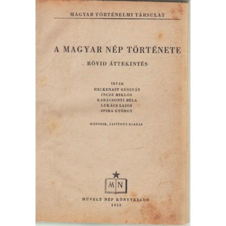 A magyar nép története