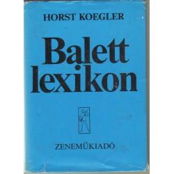 Balett lexikon