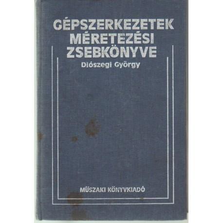 Gépszerkezetek mérési zsebkönyve