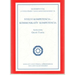 Nyelvi kompetencia - Kommunikatív kompetencia