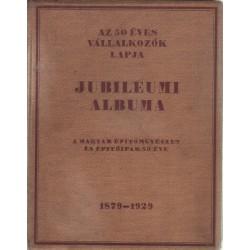 Az 50 éves vállalkozok lapja Jubileumi Albuma