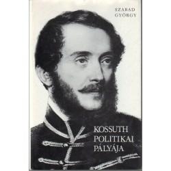 Kossuth politika pályája