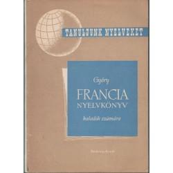 Francia nyelvkönyv
