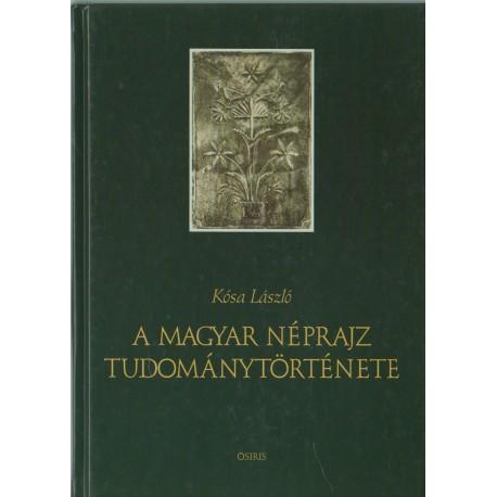 A magyar néprajz tudománytörténete