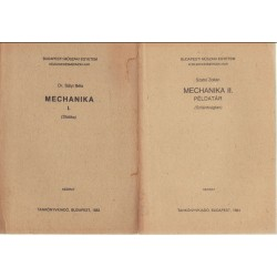 Mechanika 1-2. kötet