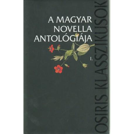 A magyar novella antológiája