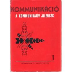 Kommunikáció I.