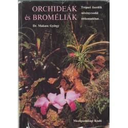 Orchideák és broméliák