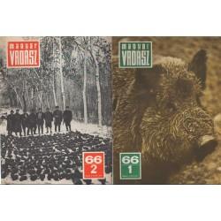 Magyar vadász 1966 (teljes)