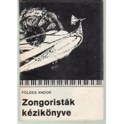 Zongoristák kézikönyve