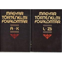 Magyar történelmi fogalomtár I-II. kötet