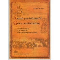 Árpád fejedelemtől Géza fejedelemig