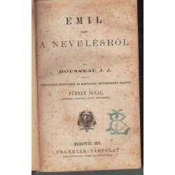 Emil - vagy a nevelésről