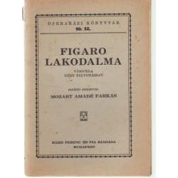Figaro lakodalma