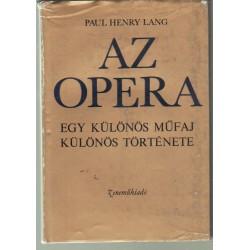 Az opera