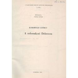 A reformkori Debrecen