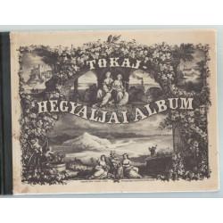 Tokaj-hegyaljai album (reprint, félbőr)