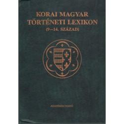 Korai magyar történeti lexikon (9-14. század)