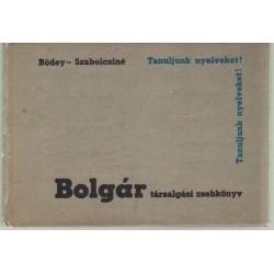 Bolgár társalgási zsebkönyv