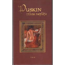 Puskin titkos naplója 1836-1837