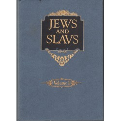 Jews and Slavs - Volume I