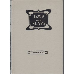 Jews and Slavs - Volume 2