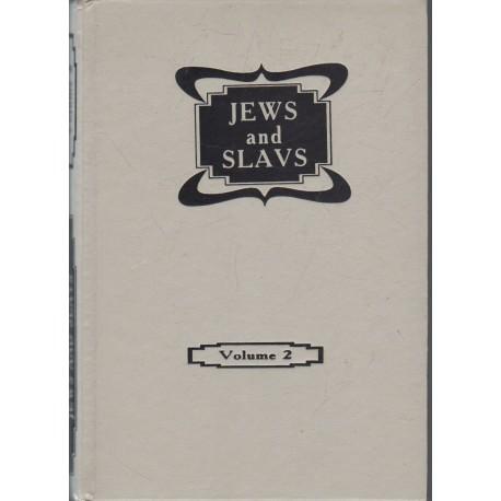 Jews and Slavs - Volume 2