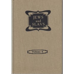 Jews and Slavs - Volume 6
