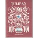 Tulipán (95 magyar népdal) (piros)