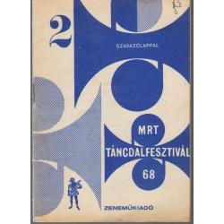 MRT Táncdalfesztivál '68