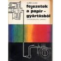 Fejezetek a papírgyártásból