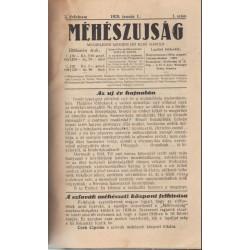 Méhészújság (1927. 2. sz-tól 1929. 12. sz-ig)
