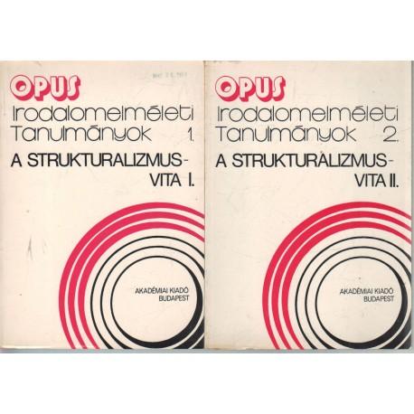 A strukturalizmus-vita I-II.
