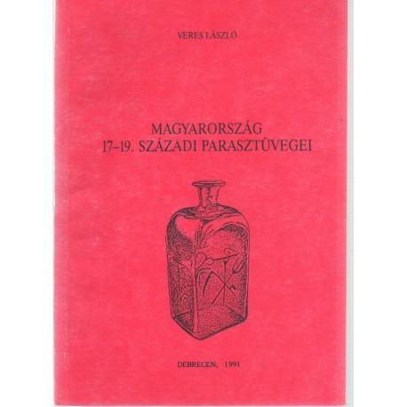 Magyarország 17-19. századi parasztüvegei