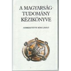 A Magyarságtudomány kézikönyve